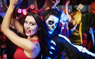 Toronto Halloween Events For Grownups